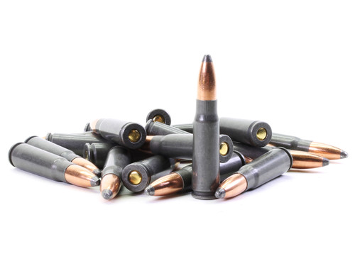 7.62x39mm 154 Grain SP TulAmmo UL076214