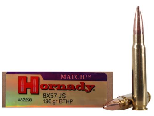 8mm Mauser (8x57mm Mauser) 196 Grain SP Prvi Partizan - 20