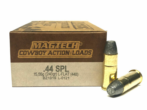 44 Special 240 Grain LFN Magtech Cowboy Action MGT44B