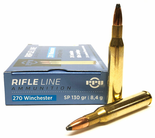 270 Win Ammo | Rifle Ammunition | Buy Ammunition Online - Surplus Ammo