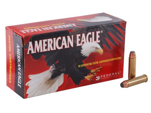 Surplus Ammo | Surplusammo.com 327 Federal Magnum 85 Grain Jacketed Soft Point Federal American Eagle