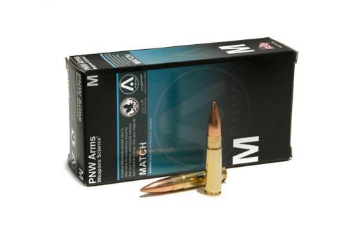 Surplus Ammo 300 AAC (Z) Blackout 155 Grain HPBT Match PNW Arms