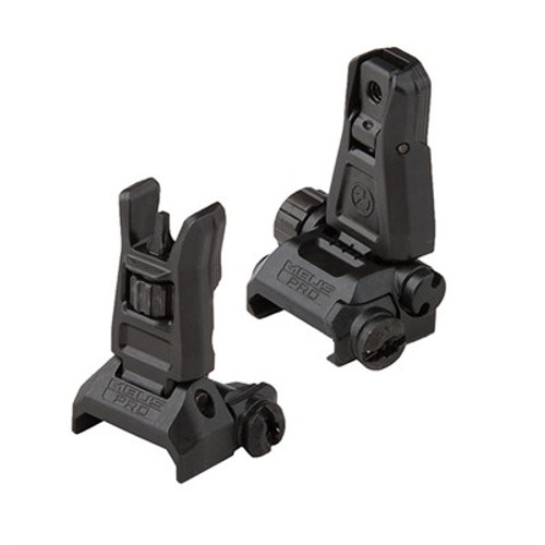 Magpul MBUS PRO Front & Rear Sight Set MAG275 & MAG276
