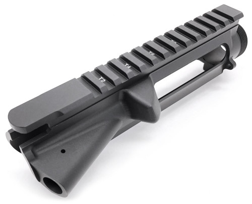 SAA Billet AR15 Stripped Flat Top Upper Receiver - T-Marked SAAUP040