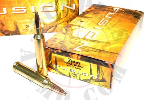 Surplus Ammo 7mm Rem Mag 175 Grain SBT Federal Fusion
