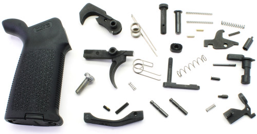 SAA MOE AR-15 Lower Receiver Parts Kit SAALP047