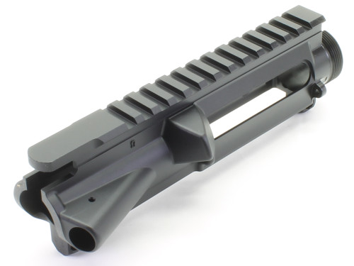 Surplusammo.com | Surplus Ammo SAA AR15 Stripped Flat Top Upper Receiver - No Mark SAAUP34