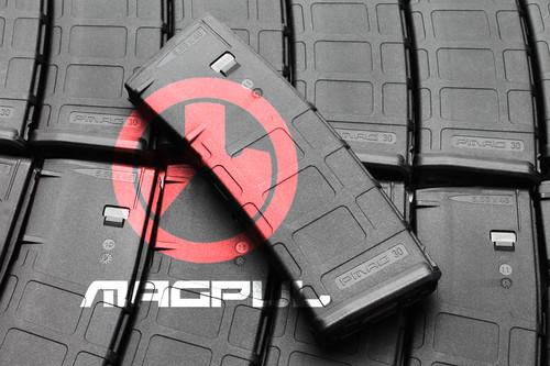 Magpul PMAG M2 MOE 30 Round 5.56x45 AR15/M16 Magazine - Black - MAG571-BLK In Package MAG571-BLK