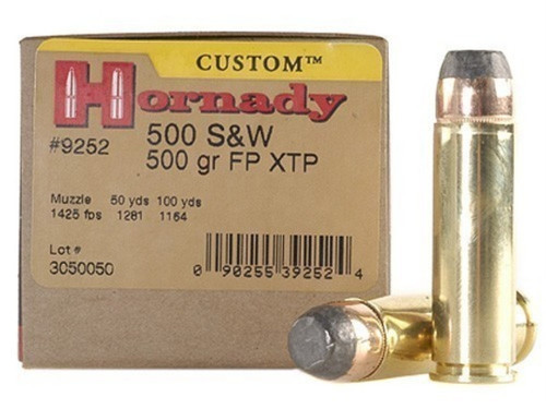 500 S&W Ammo For Sale In Stock - Surplus Ammo