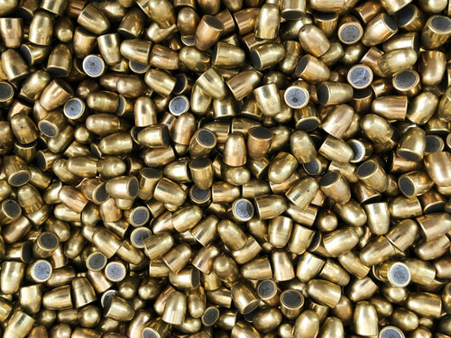 .380 Caliber (.355) BULLETS 95 Grain FMJ Armscor - 1000 Count AC38095B