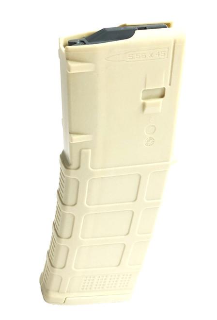 Magpul PMAG Gen M3 30rd 5.56x45 AR15 Single Mag - SAND MAG557-SND