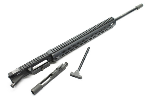 Surplus Ammo, Surplusammo.com SAA Long Range Series Diamond Free Float 5.56 NATO Complete AR-15 Upper Receiver