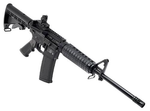 "Surplus Ammo   Surplusammo.com Smith & Wesson M&P15 16"" Sport AR15 Carbine with 30 Round Mag (811036)"