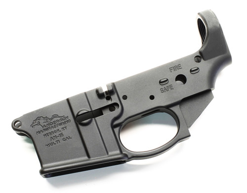 Surplus Ammo, Surplusammo.com Anderson AR15 Stripped Lower Receiver with Integral Trigger Guard