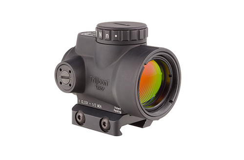Surplus Ammo | Surplusammo.com Trijicon MRO 2.0 MOA Adjustable Red Dot with Low Mount