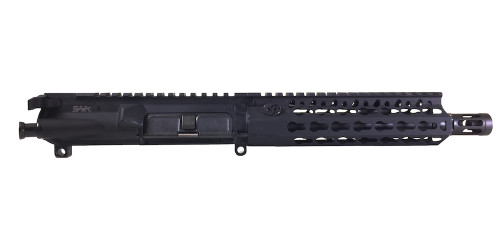 "SAA 8"" 5.56 NATO Free Float BCM KMR A7 Carbine Series Complete AR-15 NFA/Pistol Upper Receiver - CUSTOMIZABLE"