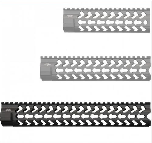 Surplus Ammo Yankee Hill Free Floating S.L.K. KeyMod Forearm