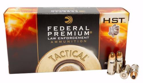 357 Sig 125 Grain Tactical HST JHP Federal Premium P357SHST1