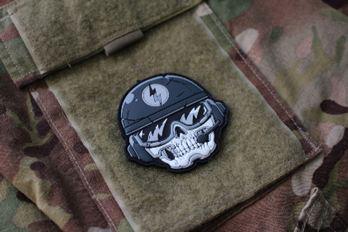 Always Outnumbered Never Outgunned | PVC Velcro Patch The Operator - All Grown Up Morale Patch Surplus Ammo