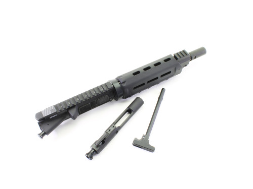 Surplus Ammo | Surplusammo.com SAA 5.56 Carbine Length MLOK Dragon's Head Complete Pistol Upper Receiver  1210SH7NC21CLBD