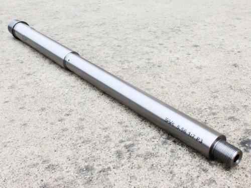 "Surplus Ammo | Surplusammo.com SAA Match 416R 16"" 1:7 HBAR AR-15 Barrel - Stainless Steel Finish - 5.56 NATO SA416RSS-MATCH"