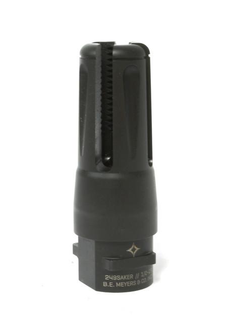 Surplus Ammo | Surplusammo.com B.E. Meyers .223/5.56 Flash Hider 249STAKER (249S)