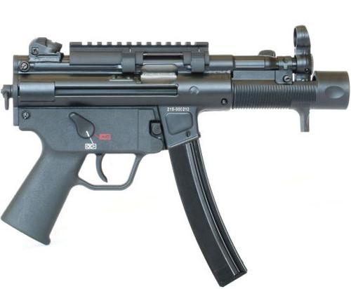 Surplus Ammo | Surplusammo.com Heckler & Koch SP5K 9mm Pistol with Two 30-Round Magazines