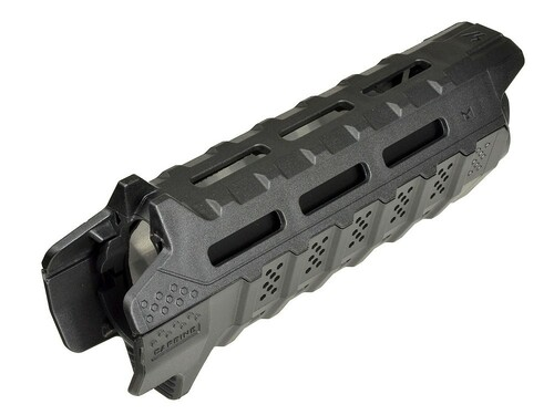 Surplus Ammo | Surplusammo.com Strike Industries Viper Handguard Carbine Length - Black with Black Heat Shield (SI-VIPER-HG-CBK-BK)