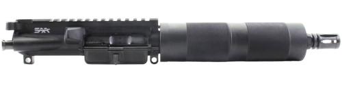 """SAA Billet 5.56 8"""" 1:7 Carbine Length FF Tube A2-FH Complete AR15 NFA/Pistol Upper Receiver GENURG5b"""