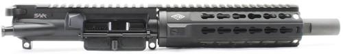 "Surplus Ammo | Surplusammo.com SAA 8"" 5.56 NATO Free Float Carbine KR7 Keymod Series Complete AR-15 NFA/Pistol Upper Receiver"