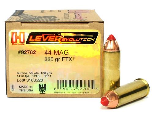 41 Remington Magnum 190 Grain FTX Hornady LEVERevolution For Sale In