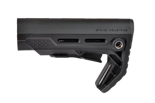 Surplus Ammo | Surplusammo.com Strike Industries MOD-1 Viper Stock - Black(SI-VIPER-ES-MOD1BK