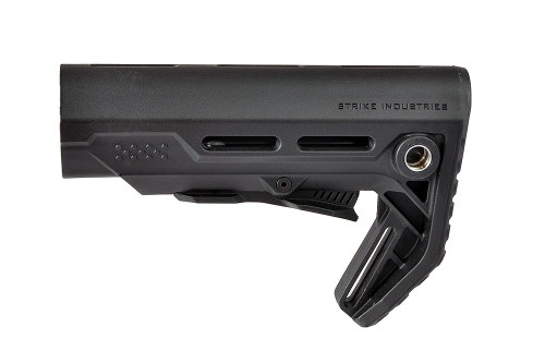 Surplus Ammo | Surplusammo.com Strike Industries MOD-1 Viper Stock - Black(SI-VIPER-ES-MOD1BK