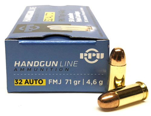 32 Auto/ACP Ammo For Sale In Stock - Surplus Ammo