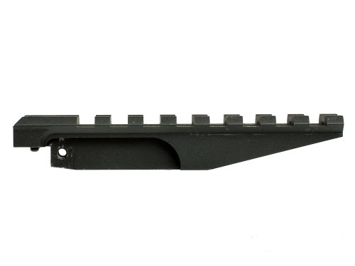 Surplus Ammo | Surplusammo.com Strike Industries AK-47 Rear Sight Rail For Low Profile Red Dot Optics