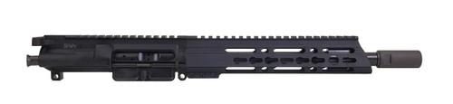 "Surplus Ammo | Surplusammo.com SAA 10.5"" 5.56 NATO Free Float Matrix Victor9 Keymod Complete AR-15 NFA/Pistol Upper Receiver"