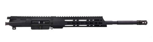 "Surplus Ammo   Surplusammo.com SAA 16"" 5.56 NATO Free Float Matrix Victor9 Complete AR-15 Upper Receiver"
