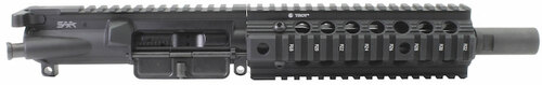 "SAA 8"" 5.56 NATO Troy BRAVO7 Series Complete AR-15 NFA/Pistol Upper Receiver - CUSTOMIZABLE SAAURG161"