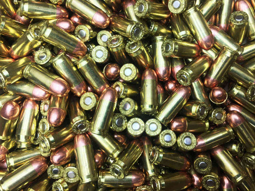 Surplus Ammo | Surplusammo.com 380 Auto 95 Grain FMJ SAA Bulk Ammunition