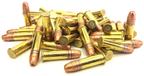 22 LR American Quality 40 gr. Copper-Plated Hollow-Point Heavy/Hyper-Velocity Ammo - 1,500 Rounds