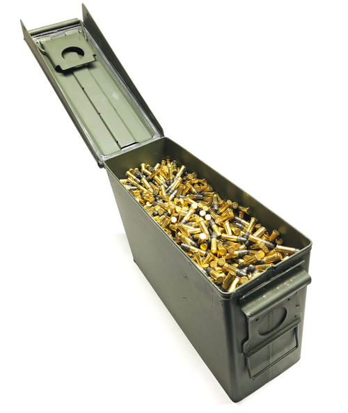 22 LR CCI 40 gr. Lead Hollow Point Subsonic - 3,000 rds in New 30cal Ammo Can CC0056-3000