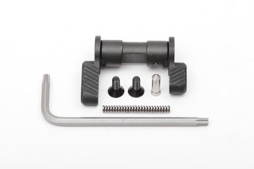 Surplus Ammo | Surplusammo.com Battle Arms Development AR-15/AR-10 BAD-ASS Ambi Safety Selector - Black