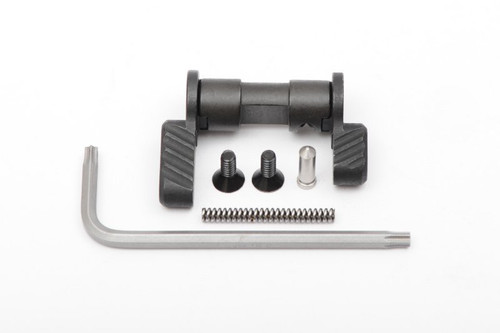 Surplus Ammo | Surplusammo.com Battle Arms Development AR-15/AR-10 BAD-ASS Ambi Safety Selector - Black