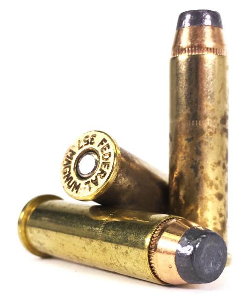 Surplus Ammo | Surplusammo.com 357 Magnum 158 Grain JSP SAA