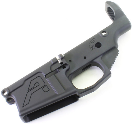 Aero Precision .308 M5 Stripped Lower Receiver - DPMS Cut - Black API-M5L