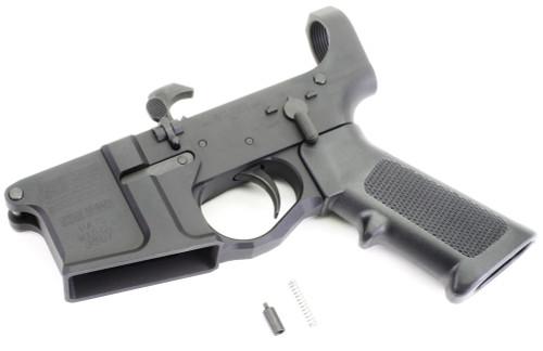 SOTA - Patriot PA 15 Billet AR15 Assembled Lower - No Stock SOTA-PA15-COMP-NOSTK