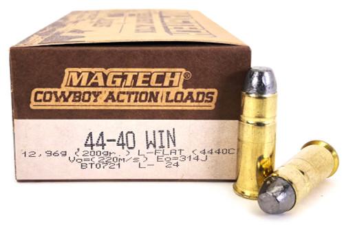 44-40 Win 200 Grain LFN Magtech MT4440C