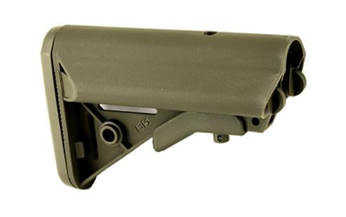 Surplus Ammo   Surplusammo.com B5 Systems SOPMOD Butt-Stock Mil-Spec with Quick Detach Mount - ODG (SOPOD-ODG)
