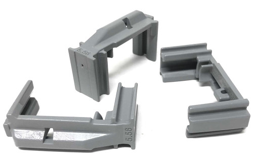 Magpul Enhanced Self-Leveling Follower USGI 5.56x45 Gray - 3 Pack *CLOSEOUT* MAG110-GRA
