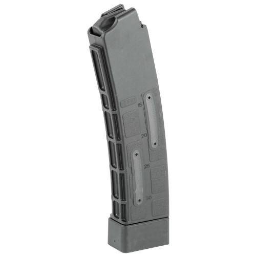 CZ Magazine Scorpion EVO 3 S1 9mm Luger Polymer Black Window Magazine - 30 Rounds CZ11355